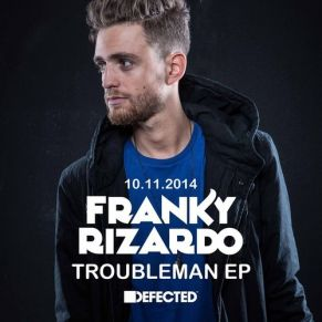 "The official video for Franky Rizardo's ""Troubleman"""