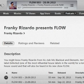 FLOW Podcast on iTunes